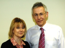 Philip and Pam Godwin, Auditel Franchisees