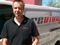 Mark Addison Revive! Franchisee