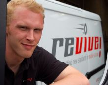Simon Chadderton, Revive! Franchisee