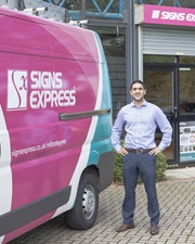 Signs Express - Janiv Patel