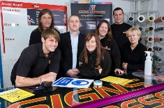 Signs Express Business - Sign and Print Management Franchise