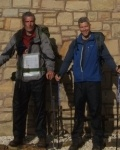 Auditel Franchise Consultant Chris Gordon tackles The Pennine Way for the 'Wonder Years� charity