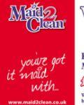 Maid2Clean� launches Recommend a Friend Voucher & Helps Customers Shop