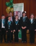 Auditel Consultant gives a helping hand to The Young Enterprise in Action Challenge in Scunthorpe