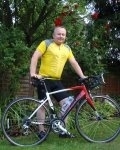Auditel Consultant Laurence Fitch enters 'The Lexus Great British Bike Ride 2010�