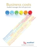 Auditel manages the full spectrum of business costs