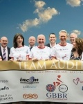 Team Auditel take on the Great British Bike Ride - 350 miles in 5 days