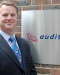 Ex -Royal Air Force Officer Simon Gibson takes off in Auditel�s Record Franchisee Intake