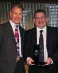 Auditel Sponsors the Winner of the IoD�s Director of the Year (large company) Award