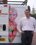 Meet Signs Express (Birmingham SW ) Franchisee Joe Smith
