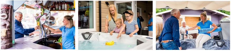 Award Leisure Hot Tub Franchise | Hot Tub Showroom Fanchise