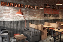 Burger Priest Business | Restaurant Management Franchise