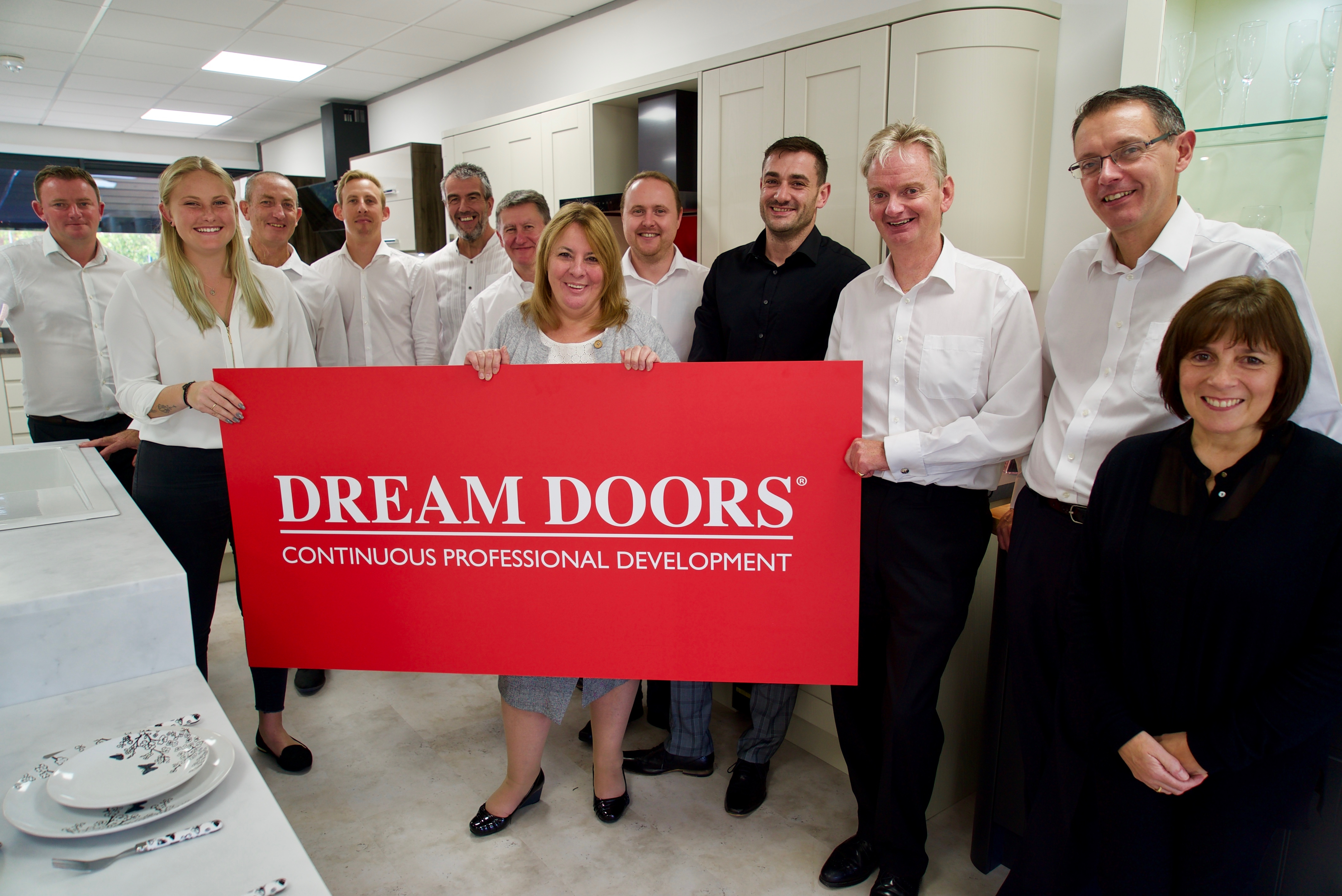 Dream Doors | New Trainees