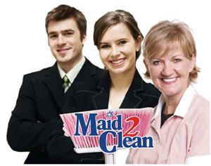 Maid2Clean Business | Cleaning Management Franchise