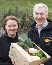 Riverford Organic - Tim and Jacqui Rix