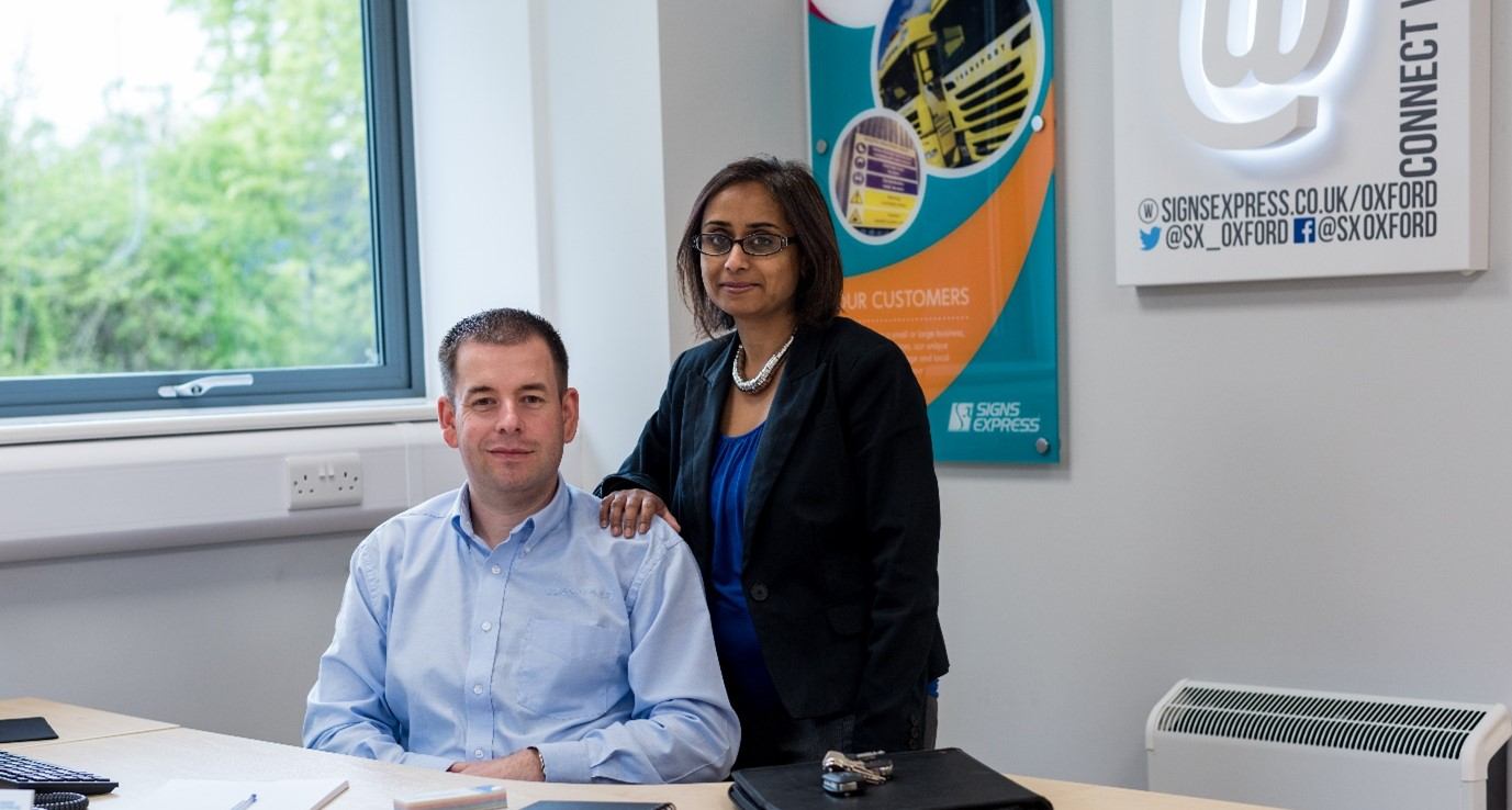 Signs Express Business | Sign and Print Management Franchise