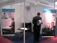 Day one of EREC 2007, www.whitecollarfranchise.co.uk
