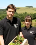 David & Josie Yems run their Riverford Organic business in Royal Tunbridge Wells
