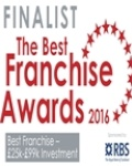 ActionCOACH shortlisted for Best Franchise 2016