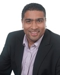 Khilan Shah runs his EweMove Business in Finchley