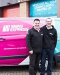 Signs Express Opens New Branch in Watford