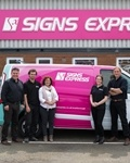 Signs Express Opens In Scarborough