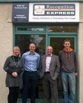 Personal Touch Drives Growth for Recognition Express SE Scotland