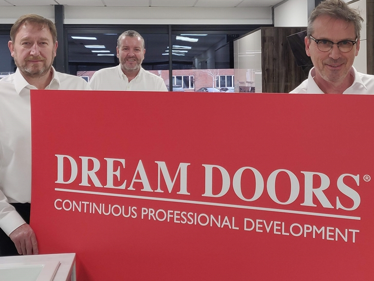 Dream Doors named one of the best franchisors in the UK